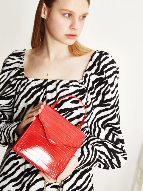 RED SOVI BAG